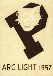 1957 Edition, Palestine High School - Arc Light Yearbook (Palestine, TX)