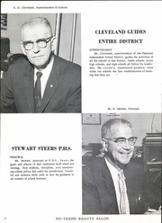 Page 10, 1961 Edition, Palestine High School - Arc Light Yearbook (Palestine, TX) online yearbook collection