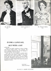 Page 13, 1961 Edition, Palestine High School - Arc Light Yearbook (Palestine, TX) online yearbook collection