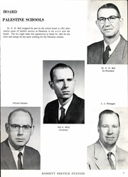 Page 9, 1961 Edition, Palestine High School - Arc Light Yearbook (Palestine, TX) online yearbook collection