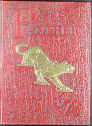 1978 Edition, C E King High School - Panther Yearbook (Houston, TX)