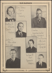 Page 16, 1937 Edition, Lampasas High School - Badger Yearbook (Lampasas, TX) online yearbook collection