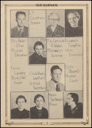 Page 17, 1937 Edition, Lampasas High School - Badger Yearbook (Lampasas, TX) online yearbook collection