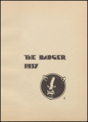 Page 5, 1937 Edition, Lampasas High School - Badger Yearbook (Lampasas, TX) online yearbook collection