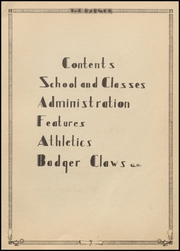 Page 7, 1937 Edition, Lampasas High School - Badger Yearbook (Lampasas, TX) online yearbook collection
