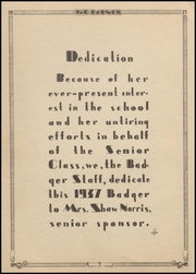 Page 8, 1937 Edition, Lampasas High School - Badger Yearbook (Lampasas, TX) online yearbook collection