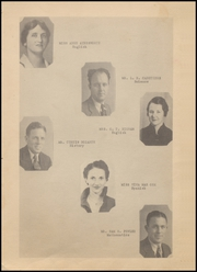 Page 15, 1938 Edition, Lampasas High School - Badger Yearbook (Lampasas, TX) online yearbook collection