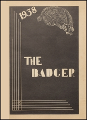 Page 5, 1938 Edition, Lampasas High School - Badger Yearbook (Lampasas, TX) online yearbook collection
