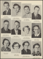 Page 12, 1951 Edition, Lampasas High School - Badger Yearbook (Lampasas, TX) online yearbook collection