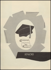 Page 15, 1951 Edition, Lampasas High School - Badger Yearbook (Lampasas, TX) online yearbook collection