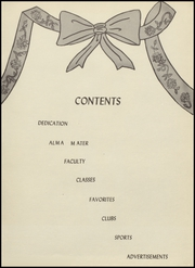 Page 7, 1951 Edition, Lampasas High School - Badger Yearbook (Lampasas, TX) online yearbook collection