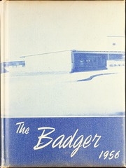 1956 Edition, Lampasas High School - Badger Yearbook (Lampasas, TX)