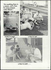 Page 9, 1970 Edition, Lampasas High School - Badger Yearbook (Lampasas, TX) online yearbook collection
