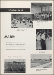 Page 11, 1958 Edition, Port Neches Groves High School - War Whoop Yearbook (Port Neches, TX) online yearbook collection