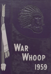 Port Neches Groves High School - War Whoop Yearbook (Port Neches, TX) online yearbook collection, 1959 Edition, Page 1