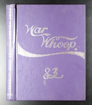 Port Neches Groves High School - War Whoop Yearbook (Port Neches, TX) online yearbook collection, 1983 Edition, Page 1