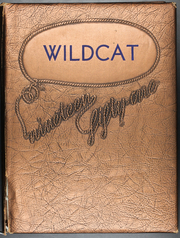 1951 Edition, Fabens High School - Wildcat Yearbook (Fabens, TX)
