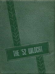 1952 Edition, Fabens High School - Wildcat Yearbook (Fabens, TX)