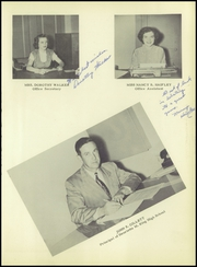 Page 11, 1952 Edition, H M King High School - El Toro Yearbook (Kingsville, TX) online yearbook collection