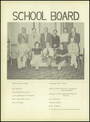 Page 12, 1952 Edition, H M King High School - El Toro Yearbook (Kingsville, TX) online yearbook collection