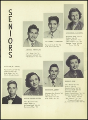Page 15, 1952 Edition, H M King High School - El Toro Yearbook (Kingsville, TX) online yearbook collection