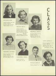 Page 16, 1952 Edition, H M King High School - El Toro Yearbook (Kingsville, TX) online yearbook collection