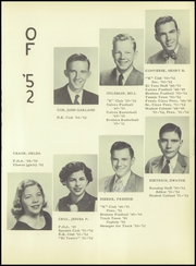 Page 17, 1952 Edition, H M King High School - El Toro Yearbook (Kingsville, TX) online yearbook collection