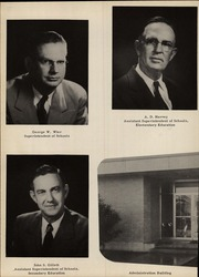Page 12, 1956 Edition, H M King High School - El Toro Yearbook (Kingsville, TX) online yearbook collection