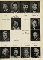 Page 17, 1956 Edition, H M King High School - El Toro Yearbook (Kingsville, TX) online yearbook collection