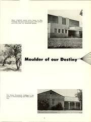 Page 7, 1964 Edition, H M King High School - El Toro Yearbook (Kingsville, TX) online yearbook collection