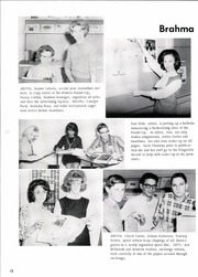 Page 16, 1965 Edition, H M King High School - El Toro Yearbook (Kingsville, TX) online yearbook collection