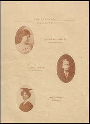 Page 10, 1911 Edition, Bonham High School - Coushatta Yearbook (Bonham, TX) online yearbook collection
