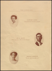 Page 14, 1911 Edition, Bonham High School - Coushatta Yearbook (Bonham, TX) online yearbook collection