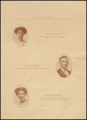 Page 15, 1911 Edition, Bonham High School - Coushatta Yearbook (Bonham, TX) online yearbook collection