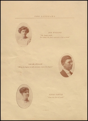 Page 16, 1911 Edition, Bonham High School - Coushatta Yearbook (Bonham, TX) online yearbook collection