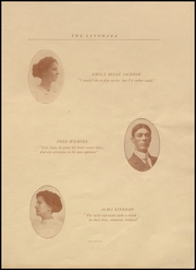 Page 17, 1911 Edition, Bonham High School - Coushatta Yearbook (Bonham, TX) online yearbook collection