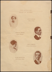 Page 6, 1911 Edition, Bonham High School - Coushatta Yearbook (Bonham, TX) online yearbook collection