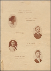 Page 7, 1911 Edition, Bonham High School - Coushatta Yearbook (Bonham, TX) online yearbook collection