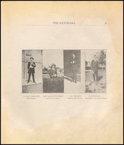 Page 11, 1913 Edition, Bonham High School - Coushatta Yearbook (Bonham, TX) online yearbook collection