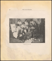 Page 12, 1913 Edition, Bonham High School - Coushatta Yearbook (Bonham, TX) online yearbook collection