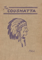 Bonham High School - Coushatta Yearbook (Bonham, TX) online yearbook collection, 1944 Edition, Page 1