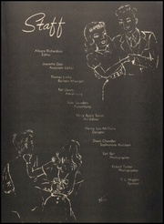 Page 9, 1947 Edition, Bonham High School - Coushatta Yearbook (Bonham, TX) online yearbook collection
