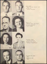 Page 16, 1948 Edition, Bonham High School - Coushatta Yearbook (Bonham, TX) online yearbook collection