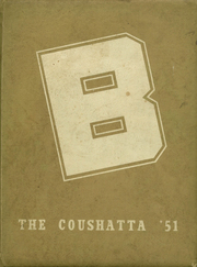 1951 Edition, Bonham High School - Coushatta Yearbook (Bonham, TX)