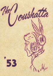 Page 1, 1953 Edition, Bonham High School - Coushatta Yearbook (Bonham, TX) online yearbook collection