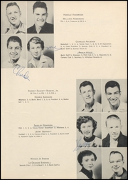 Page 17, 1953 Edition, Bonham High School - Coushatta Yearbook (Bonham, TX) online yearbook collection