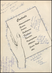 Page 6, 1953 Edition, Bonham High School - Coushatta Yearbook (Bonham, TX) online yearbook collection