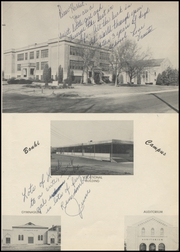 Page 7, 1953 Edition, Bonham High School - Coushatta Yearbook (Bonham, TX) online yearbook collection