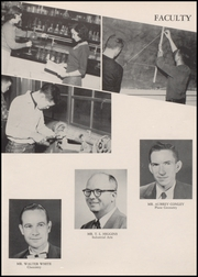 Page 13, 1957 Edition, Bonham High School - Coushatta Yearbook (Bonham, TX) online yearbook collection