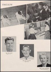 Page 16, 1957 Edition, Bonham High School - Coushatta Yearbook (Bonham, TX) online yearbook collection